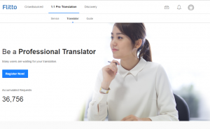 Flitto_Professional_Translator