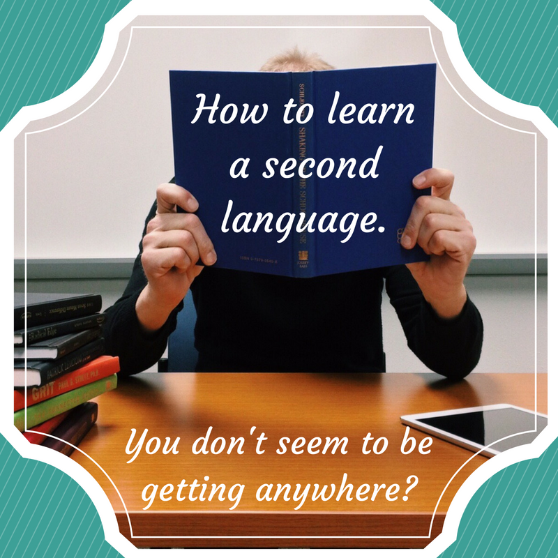 How_to_learn_a_second_language