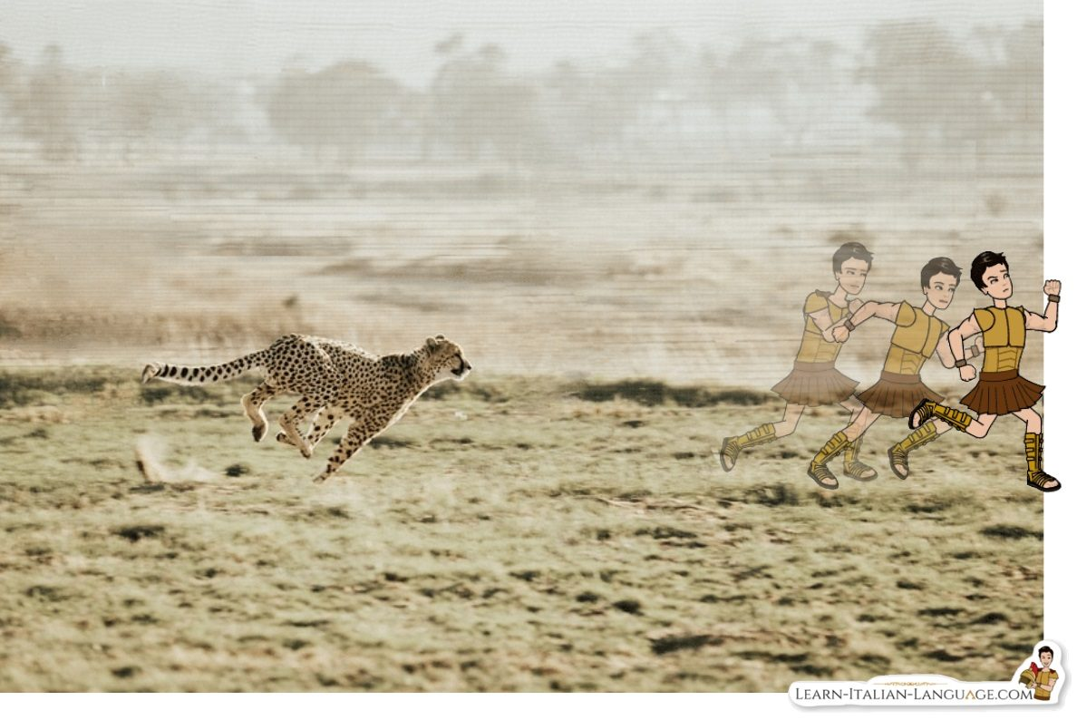 Leopard_chasing_a_man_Roman_soldier_cartoon